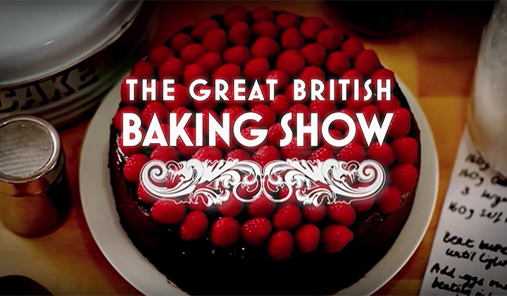 The Great British Baking Show: A Wholesome Contrast to American Cooking Competitions
