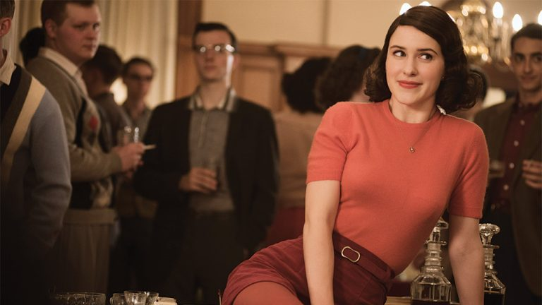 The Privileged, Indulgent, and Clichéd Life of The Marvelous Mrs. Maisel