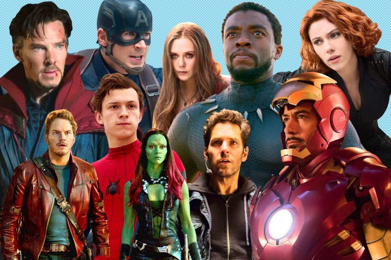 The Problem With Marvel Films? They're Propaganda.