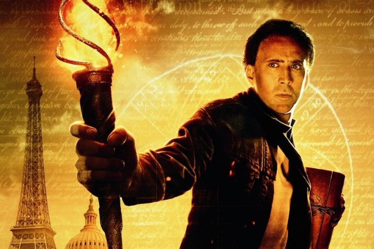 In Defense of National Treasure