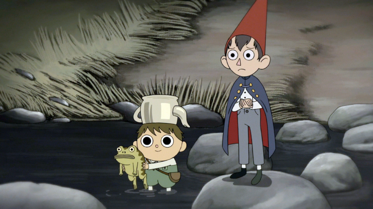 Over the Garden Wall: A Multi-Crowd Pleaser For the Future of Children's Animation